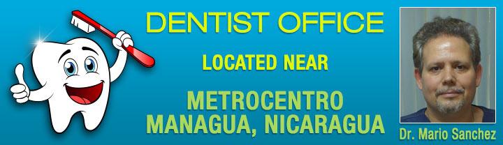 Dr Mario Sanchez Dentist Dentista Managua Nicaragua English